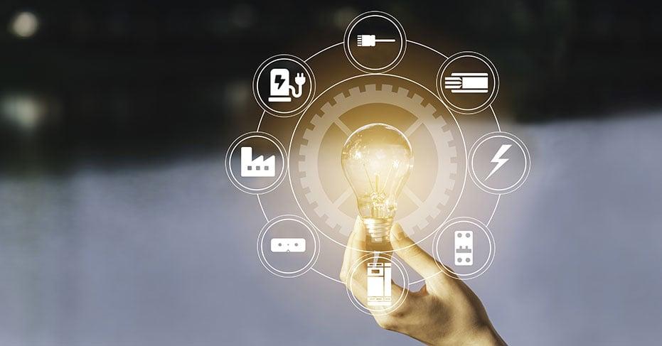 Efa tar steget inn i fremtiden med ABB