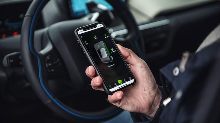 ChargeStorm elbillader app