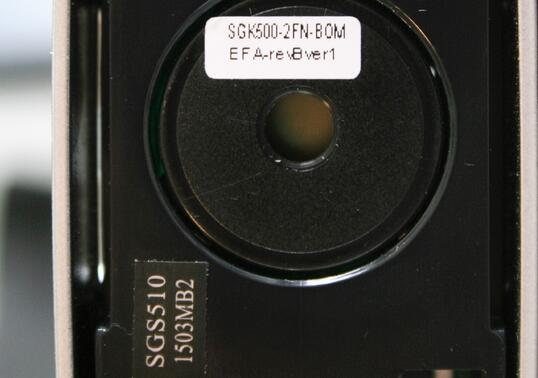 Innohome komfyrvakt SGK500 klistremerke