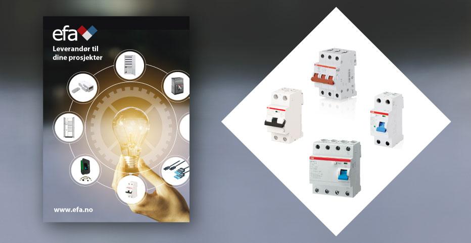 Oppdatert katalog for Efa Elektro