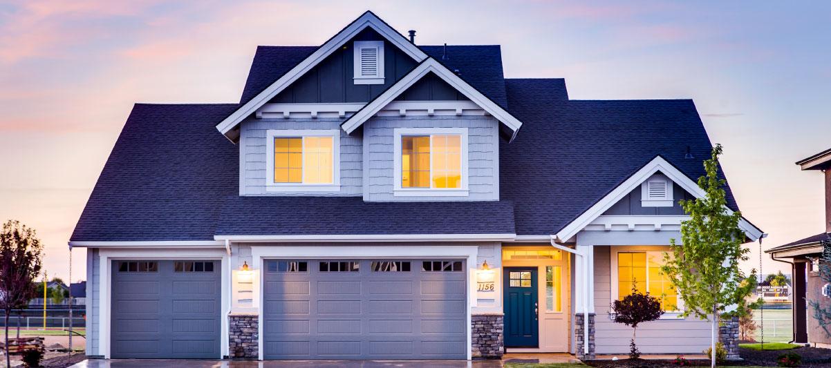 Skreddersydde boligskap med ABB-veren