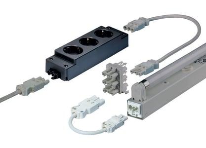 Pluggbar kabel GST 15