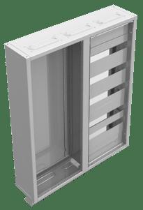 Veggskap elektrosentral