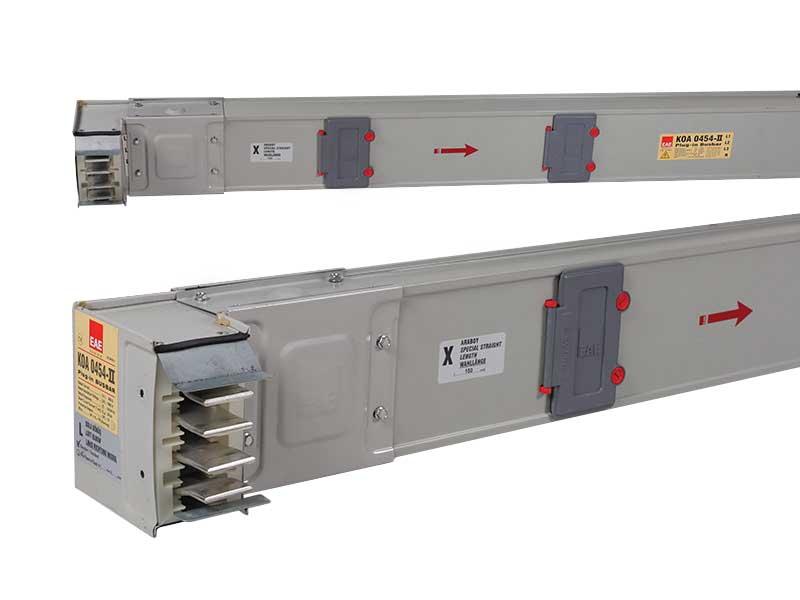 KO 160 - 800A strømskinne